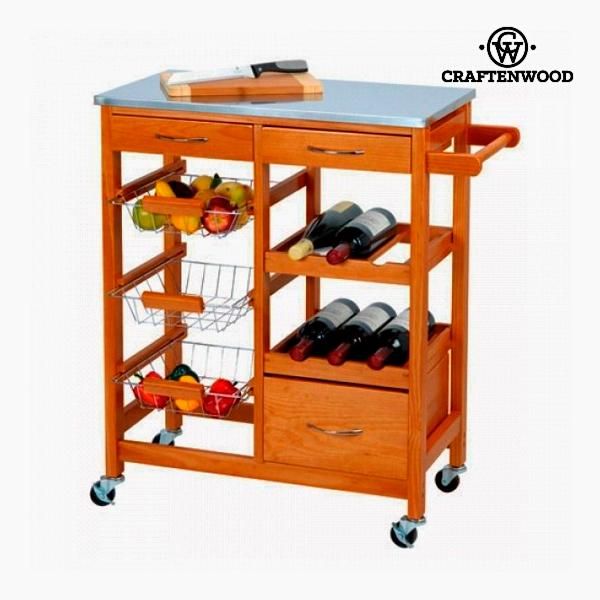 Küchenwagen aus Holz | online kaufen