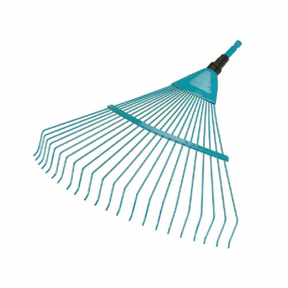 laubbesen gardena combisystem drahtbesen 50cm besen gartengeräte