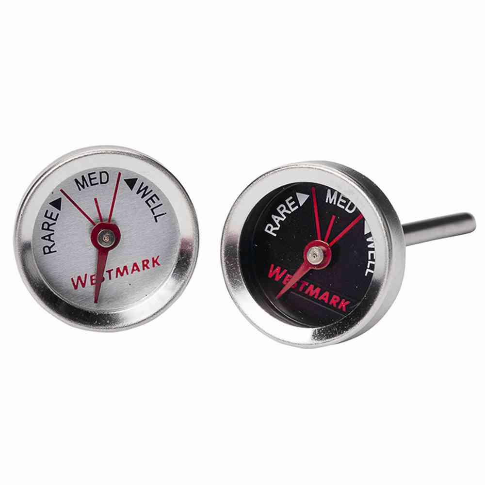 WESTMARK Steakthermometer Edelstahl 2er-Set Thermometer