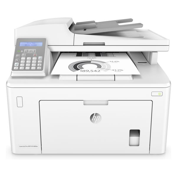 Multifunktionsdrucker HP 4PA42A#BGJ 600 px LAN