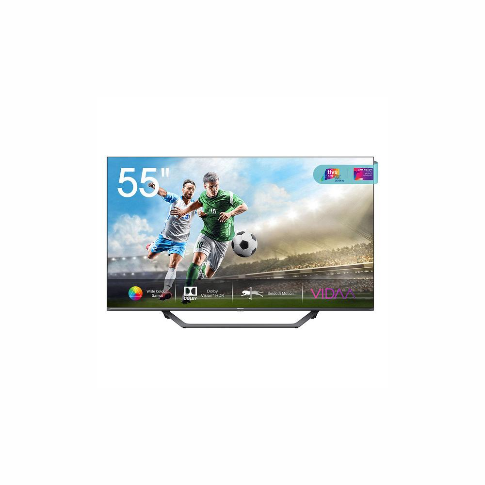 Smart TV Hisense 55A7500F 55 4K Ultra HD DLED WiFi Grau