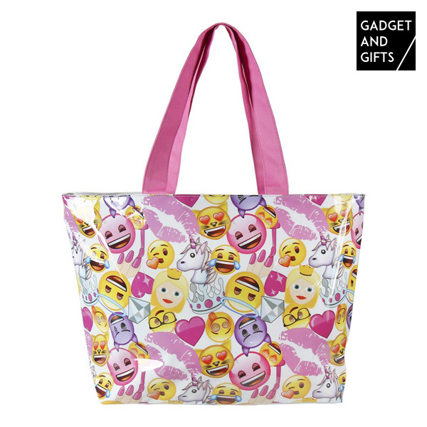 Gadget And Gifts Fashion Emojis Plage Sac-afficher Le Titre D'origine