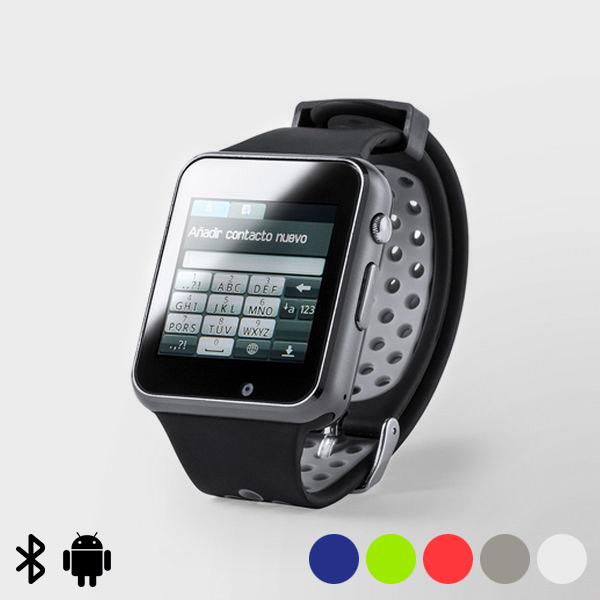 Smartwatch 154 LCD blueeetooth 145970 white