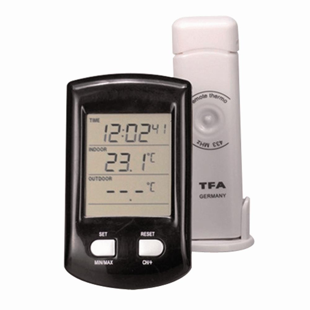 tfa dostmann funk thermometer ratio thermometer jetzt. Black Bedroom Furniture Sets. Home Design Ideas